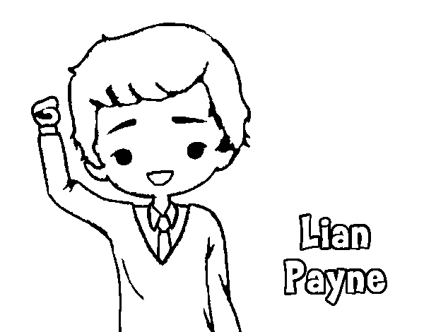 lian payne coloring page coloringcrewcom