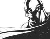 Super evil coloring page