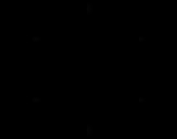Dibujo de Symmetric mandala