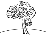 Walnut coloring page