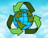 Recycling world