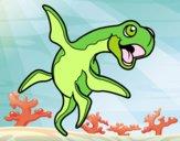 Baby Plesiosaurs