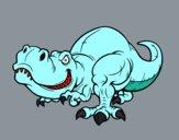 Tyrant lizard