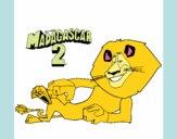 Madagascar 2 Alex