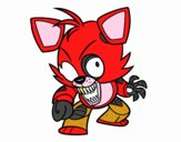 Foxy from Five Nights at Freddy's