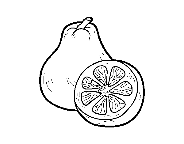Ugly Coloring Page