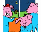 Three little pigs 13