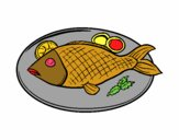 Fish plate